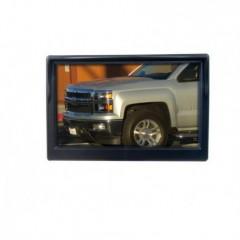 LCD monitor 5' černý na palubní desku s možností instalace na HR držák