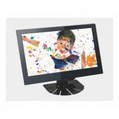 LCD digitální monitor 10' do opěrky s IR vysílačem