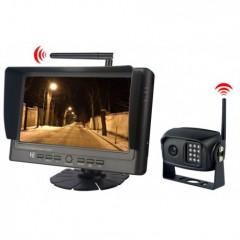 SET bezdrátový digitální kamerový systém s monitorem 7'