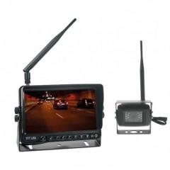 SET bezdrátový digitální kamerový systém s monitorem 7''