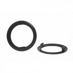 Redukční kroužek pro světla sj-288 černý 10mm