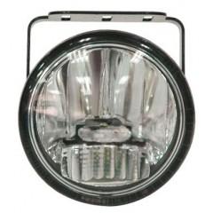 LED mlhová světla/denní svícení, kulatá světla 77mm, ECE