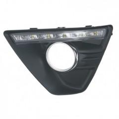 x LED světla pro denní svícení Ford Focus Hatchback 2009-, ECE
