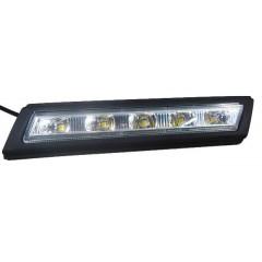 x LED světla pro denní svícení VW Golf 6 09-, ECE