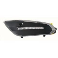 x LED světla pro denní svícení Volvo V60/S60, ECE