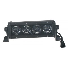 LED 4x10W prac.světlo-rampa, 10-30V, 230x79x92mm, ECE R112