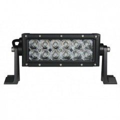 LED 12x3W prac.světlo-rampa, 10-30V, 206x86,5x78,5mm, ECE R112