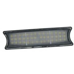 LED osvětlení interiéru do vozu BMW E53 2001-05