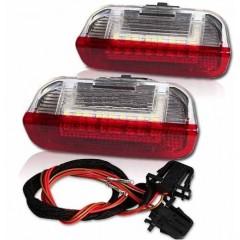 LED osvětlení do dveří VW, Seat, Škoda, Porsche