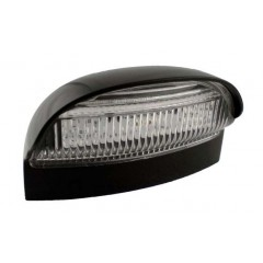 LED osvětlení SPZ, homologace