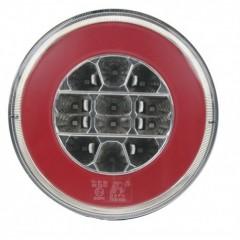 LED sdružená lampa zadní 12-24V, ECE