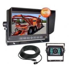 SET kamerový systém s monitorem 7'