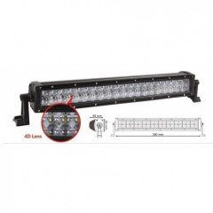 LED rampa 40x3W, RGB, 560x82x88mm