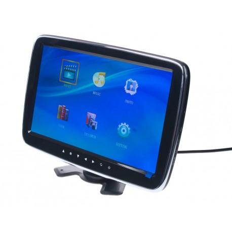 LCD monitor 10,1'' na opěrku/palubní desku s microSD/USB/FM modulátor