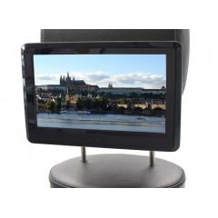 """SD/USB monitor 10,1"""" s držákem na opěrku, dotyk. obrazovka, české menu"""