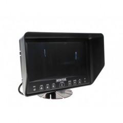 Monitor 7palců prachotěsný/voděodolný odolný, 2x4PIN vstup
