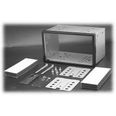 2DIN univerzální kit pro rámečky 2DIN