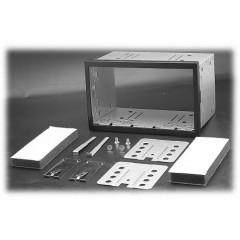 2DIN univerzální kit pro rámečky 2ISO