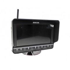 SET bezdrátový digitální kamerový systém s monitorem 7palců
