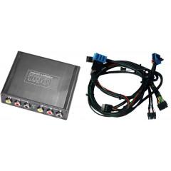 adaptér A/V vstup pro OEM navigaci BMW bez OEM TV tuneru