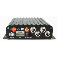 Černá skříňka -  se záznamem obrazu, GPS ze 4 kamer, 3G