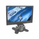 LCD monitor 7palců do opěrky s IR vysílačem černý