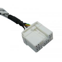 YATOUR - ovládání USB zařízení OEM rádiem Honda/AUX vstup