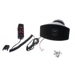 Hobby výstražný systém, siréna 5-tónová 60W