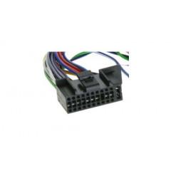 Kabel pro KENWOOD 22-pin / ISO