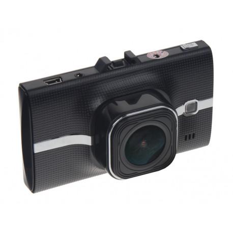2 kanálová FULL HD kamera + 3palců LCD, GPS, LDW, FCWS, české menu