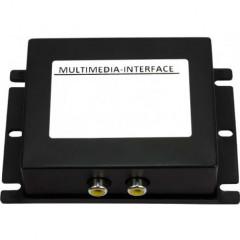 adaptér A/V vstup pro OEM navigaci BMW CCC/CIC/E65