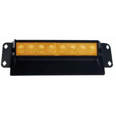 x PREDATOR LED vnitřní, 8x LED 1W,  12V, oranžový, 210mm