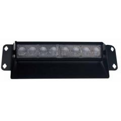 x PREDATOR LED vnitřní, 8x LED 1W, 12V, modrý, 210mm