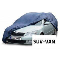 Ochranná plachta FULL   SUV-VAN 515x195x142cm NYLON