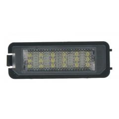 LED osvětlení SPZ do vozu Seat, Škoda, VW Golf, Lupo, Passat