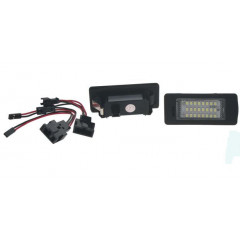 LED osvětlení SPZ do vozu Audi A4 2008- 2010-, Q5 08-, VW Passat 08-