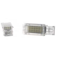LED osvětlení interiéru Mercedes C W203, W207, CLK, W209, SLK R171