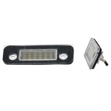 LED osvětlení SPZ do vozu Ford Fiesta 2011-, Fusion 2011-, Mondeo 08-