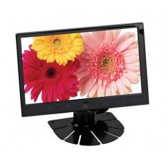 LCD digitální monitor 9palců do opěrky s IR vysílačem