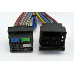 Kabeláž pro HF PARROT/OEM VW Golf VII, Audi A1, Seat Toledo MOST konektor 11/2012-