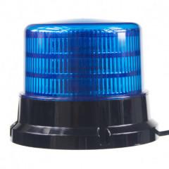 PROFI LED maják 12-24V 36x0,5W modrý ECE R65 167x132mm