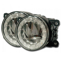 LED mlhová světla/světla denního svícení/poziční světla, ECE