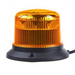 PROFI LED maják 12-24V 10x3W oranžový ECE R65 121x90mm