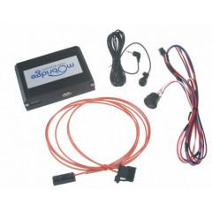 Bluetooth HF MOST sada do vozů Audi, BMW, Mercedes, Mini, Porsche, Land Rover