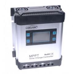Inteligentní MPPT solární regulátor nabíjení, 20A s LCD