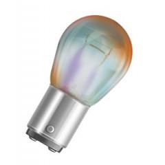 OSRAM 12V PR21/5W (BAW15d) 12V diadem (1ks) oranžová