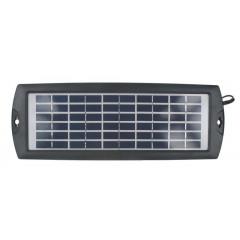 Solární nabíječka 3W pro udržovací dobíjení baterií