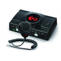 Profesionální výstražný systém s mikrofonem 100W, homologace