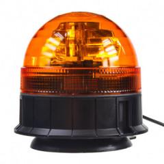 Halogen maják, 12 i 24V, oranžový magnet, ECE R65