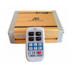 Profesionální výstražný systém s mikrofonem 400W